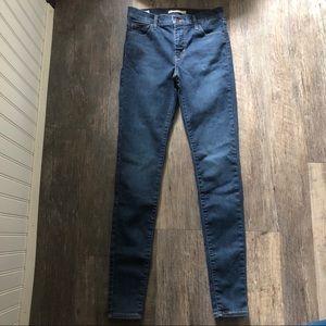 Levi's | 720 High Rise Super Skinny Jeans